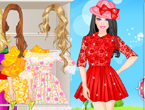 Barbie Dressup Games