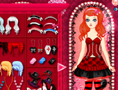 free barbie dress up games