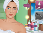 Miley Cyrus Makeover Games