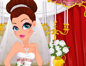 wedding dressup makeover games